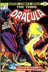 Cover for Tomb of Dracula (Marvel, 1972 series) #27 [Regular Edition]