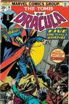 Cover for Tomb of Dracula (Marvel, 1972 series) #28 [Regular Edition]