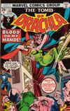 Cover for Tomb of Dracula (Marvel, 1972 series) #33
