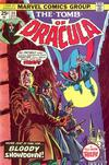 Cover for Tomb of Dracula (Marvel, 1972 series) #34