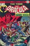 Cover for Tomb of Dracula (Marvel, 1972 series) #35
