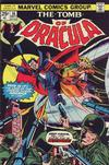 Cover for Tomb of Dracula (Marvel, 1972 series) #36