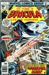 Cover Thumbnail for Tomb of Dracula (1972 series) #57 [30¢]