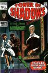 Cover for Tower of Shadows (Marvel, 1969 series) #1
