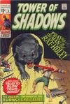 Cover for Tower of Shadows (Marvel, 1969 series) #6