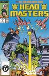 Cover for The Transformers: Headmasters (Marvel, 1987 series) #2 [Direct Edition]