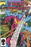 Cover for The Transformers: Headmasters (Marvel, 1987 series) #4 [Direct Edition]