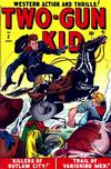 Cover for Two-Gun Kid (Marvel, 1948 series) #2