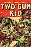 Cover for Two-Gun Kid (Marvel, 1948 series) #3