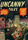 Cover for Uncanny Tales (Marvel, 1952 series) #1
