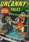Cover for Uncanny Tales (Marvel, 1952 series) #2