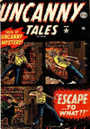 Cover for Uncanny Tales (Marvel, 1952 series) #3