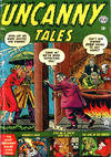 Cover for Uncanny Tales (Marvel, 1952 series) #4
