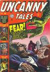 Cover for Uncanny Tales (Marvel, 1952 series) #5