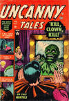 Cover for Uncanny Tales (Marvel, 1952 series) #7