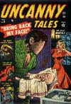 Cover for Uncanny Tales (Marvel, 1952 series) #8