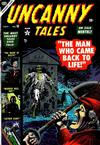 Cover for Uncanny Tales (Marvel, 1952 series) #10