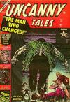 Cover for Uncanny Tales (Marvel, 1952 series) #11