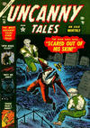 Cover for Uncanny Tales (Marvel, 1952 series) #13