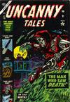 Cover for Uncanny Tales (Marvel, 1952 series) #15