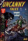 Cover for Uncanny Tales (Marvel, 1952 series) #16