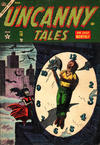 Cover for Uncanny Tales (Marvel, 1952 series) #18