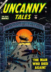 Cover for Uncanny Tales (Marvel, 1952 series) #19