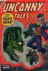 Cover for Uncanny Tales (Marvel, 1952 series) #20