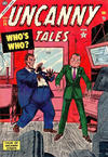 Cover for Uncanny Tales (Marvel, 1952 series) #24