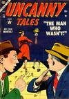 Cover for Uncanny Tales (Marvel, 1952 series) #25