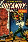Cover for Uncanny Tales (Marvel, 1952 series) #28
