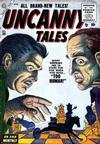 Cover for Uncanny Tales (Marvel, 1952 series) #30