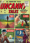 Cover for Uncanny Tales (Marvel, 1952 series) #31
