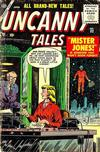 Cover for Uncanny Tales (Marvel, 1952 series) #32