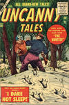 Cover for Uncanny Tales (Marvel, 1952 series) #39