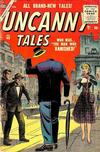 Cover for Uncanny Tales (Marvel, 1952 series) #40