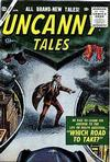 Cover for Uncanny Tales (Marvel, 1952 series) #42