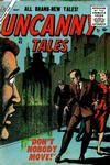 Cover for Uncanny Tales (Marvel, 1952 series) #43