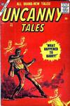 Cover for Uncanny Tales (Marvel, 1952 series) #48