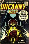 Cover for Uncanny Tales (Marvel, 1952 series) #50