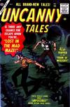 Cover for Uncanny Tales (Marvel, 1952 series) #55