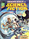Cover for Unknown Worlds of Science Fiction (Marvel, 1975 series) #4