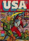 Cover for USA Comics (Marvel, 1941 series) #4