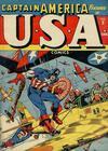 Cover for USA Comics (Marvel, 1941 series) #8