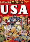 Cover for USA Comics (Marvel, 1941 series) #9