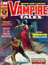 Cover for Vampire Tales (Marvel, 1973 series) #4
