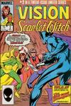 Cover Thumbnail for The Vision and the Scarlet Witch (1985 series) #2 [Direct Edition]