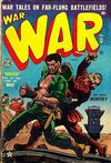 Cover for War Comics (Marvel, 1950 series) #14