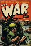 Cover for War Comics (Marvel, 1950 series) #16