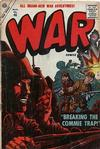 Cover for War Comics (Marvel, 1950 series) #46